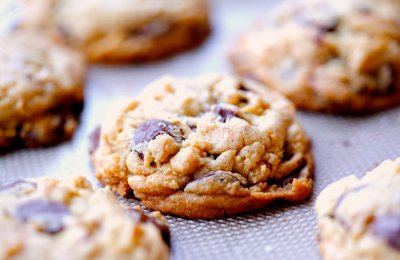 Soft Baked Cookies, Chocolate Chip