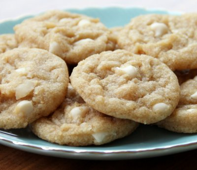 The Complete Cookie, White Chocolate Macadamia