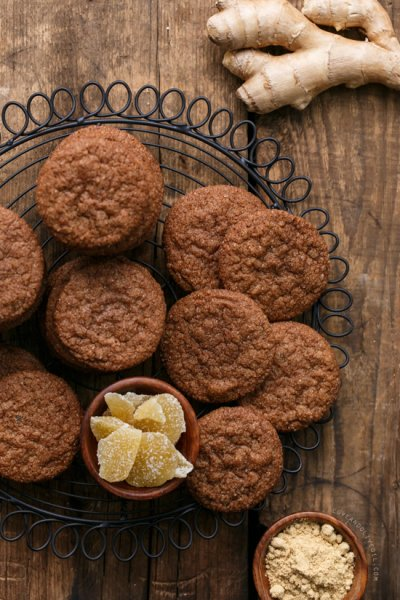 Cookies, Love, Ginger Snaps
