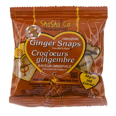 Ginger Snaps, Original