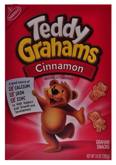 Honey Maid Grahams, Cinnamon
