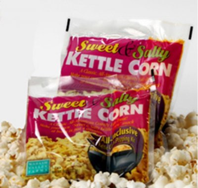 Salty & Sweet Gourmet Kettle Corn Popcorn