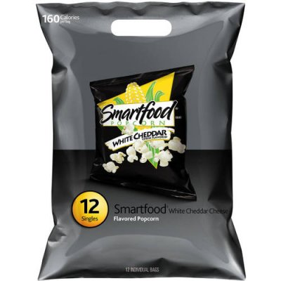 White Cheddar Cheese Flavored Popcorn