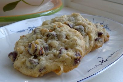 Cookies, Almond