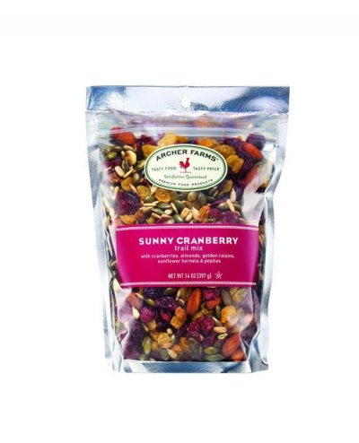 Trail Mix, Sunny Cranberry