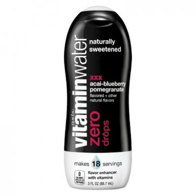 Vitamin Water, Acai Blueberry Pomegranate Zero Drops