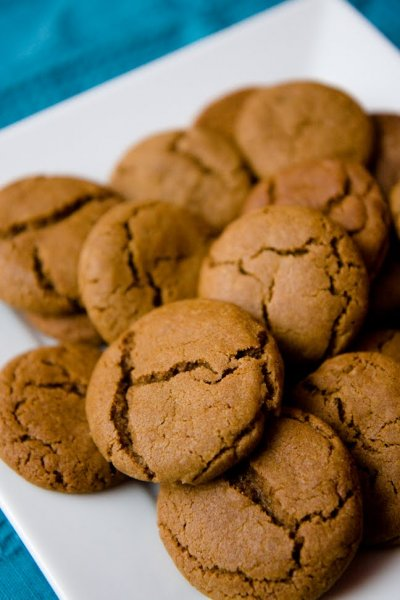 Cookies, Ginger Snaps