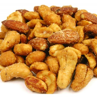 Gourmet Honey Roasted Nut Mix
