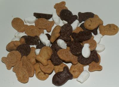Goldfish Baked Graham Snacks, S'mores