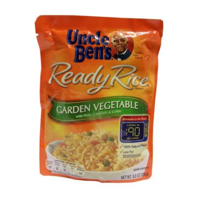 Ready Rice Pouch, Roasted Chicken With Carrots & Herbs Flavored