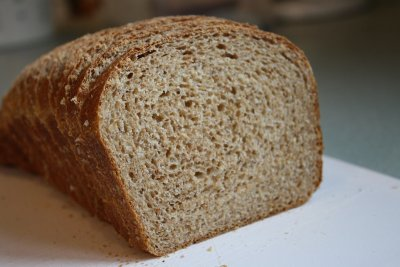 100% Whole Wheat Bread, Organic