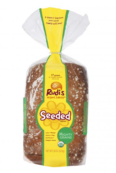 Bread, Organic, Super Grains, Bread