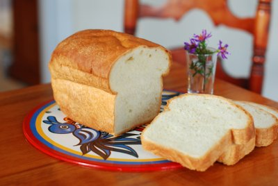 Country Morning White Bread