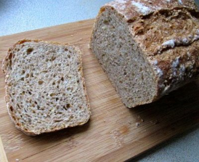 European Style Whole Grain Bread