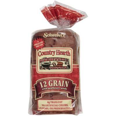 Heart 12 Grain Bread