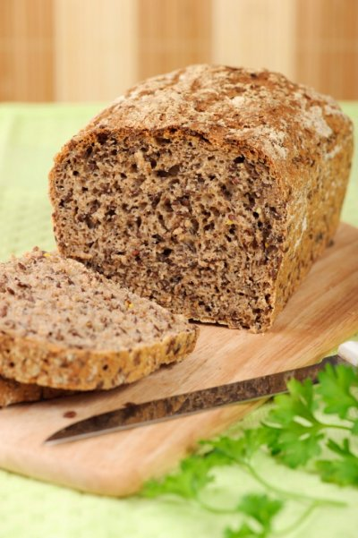 Low Carb Flaxseed Sprouted Bread
