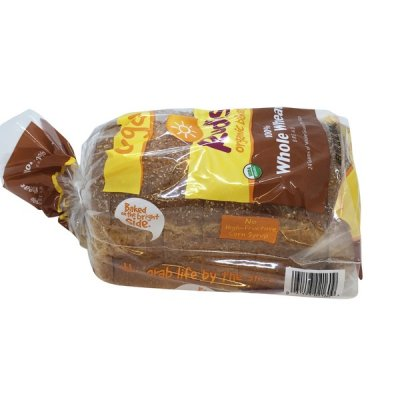 Organic 100% Whole Wheat Bread