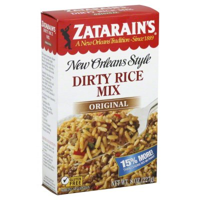Dirty Rice Mix