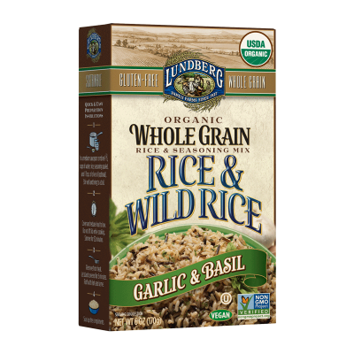 Heat & Serve Rice - Whole Grain Blend