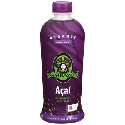 The Original Acai, Rio-Style Berry Blend