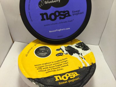 Aussie Style Yogurt, Blueberry