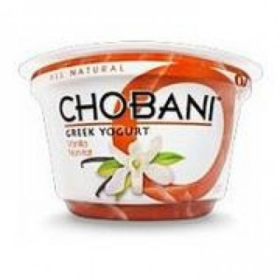 Greek Yogurt, Non-fat, Vanilla