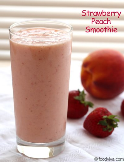 Yogurt, Low-fat, Strawberry/Vanilla/Peach