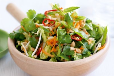 Asian Style Chopped Salad