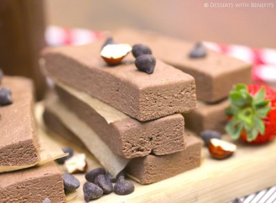 Lowfat Fudge Bars