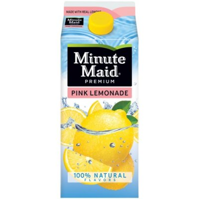 Frozen Lemonade, Soft, Variety Pack