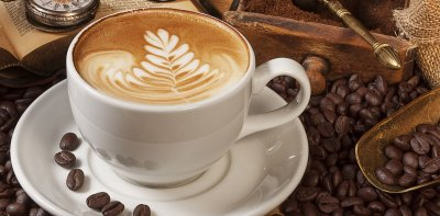 Caffe Latte Ground Coffee