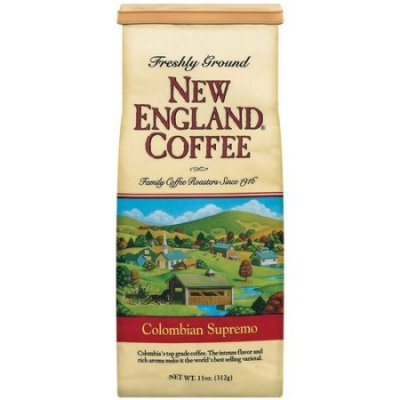 Coffee, Ground, 100% Arabica, Colombian
