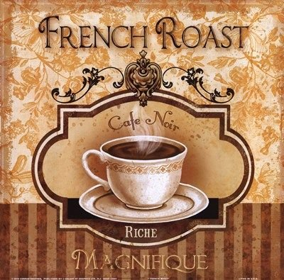 Coffee, ,vFrench Roast