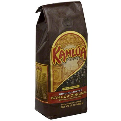 Coffee, Ground, Kahlua Original