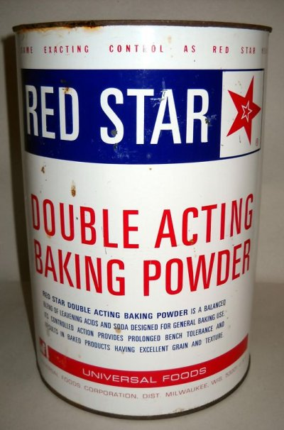 Baking Powder, Double Acting