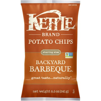 Potato Chips, Barbeque