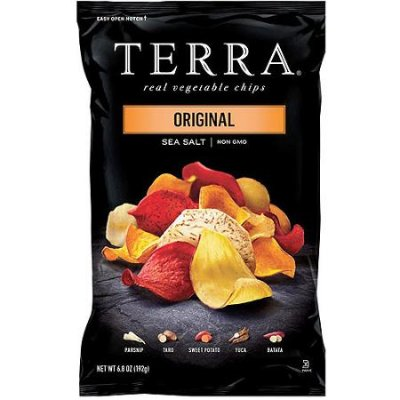 Vegetable Chips, Exotic, Original