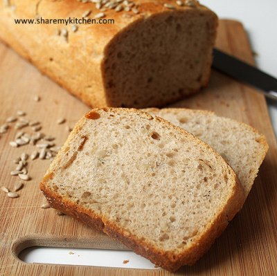 Bread, Natural Wheat