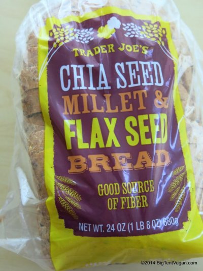 Chia Seed Millet & Flax Seed Bread