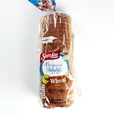 Low Calorie Light Wheat Bread