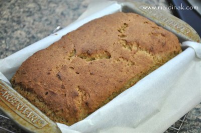 Multigrain Brown Rice Bread, Gluten Free