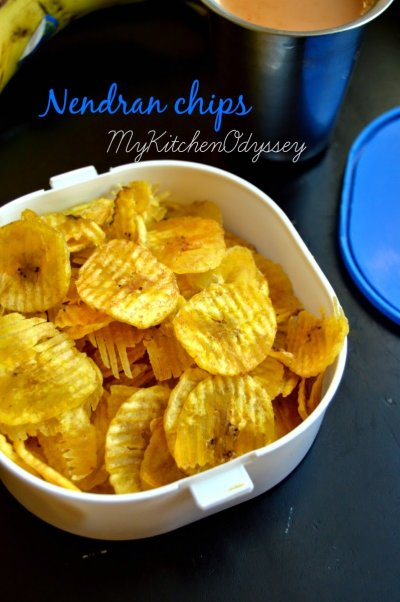 Plantain Chips, No Salt