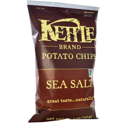 Potato Chips, Sea Salt