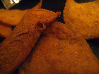 Sweet Potato Chips, Cinnamon Spice, Limited Edition