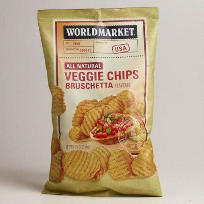 Bruschetta Flavored Veggie Chips