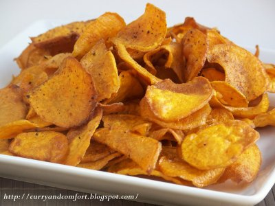 Potato Chips, Regular, Crunchy & Salty