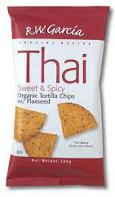 Tortilla Chips w/Flaxseed, Sweet & Spicy, Gluten Free