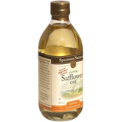 100% Safflower Oil