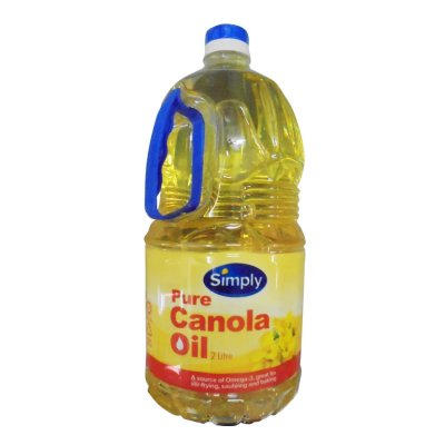 Canola Oil, 100% Pure