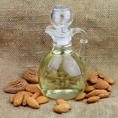 Expeller Pressed, Refined Almond Oil